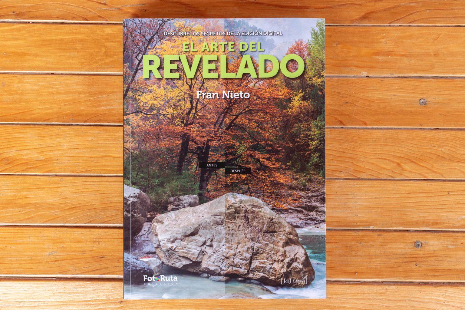 portada libro El arte del Revelado de Fran Nieto