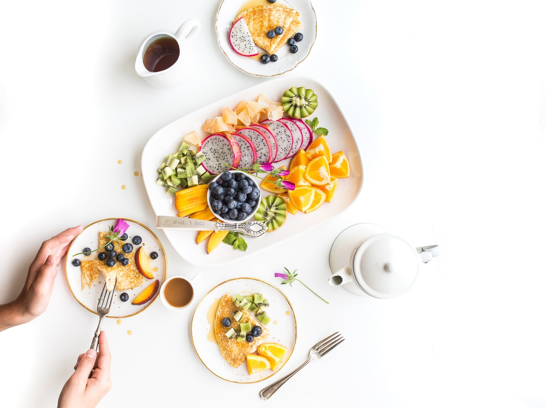 Desayuno en clave alta