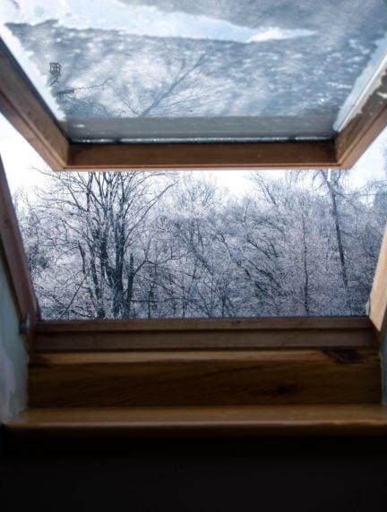 vista desde ventana