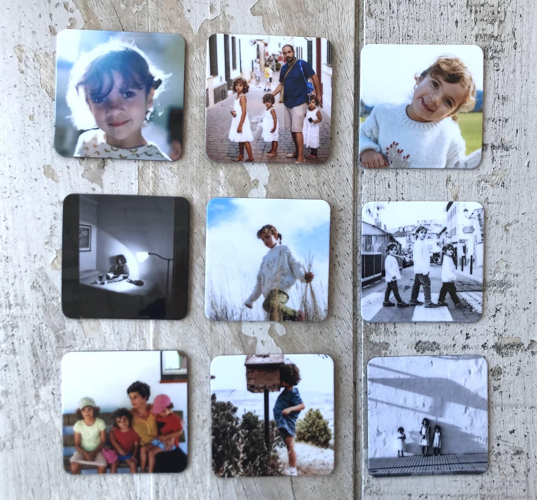 Fotografías de imanes impresos por CEWE