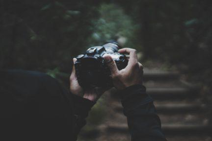 Cámaras de fotos réflex de segunda mano