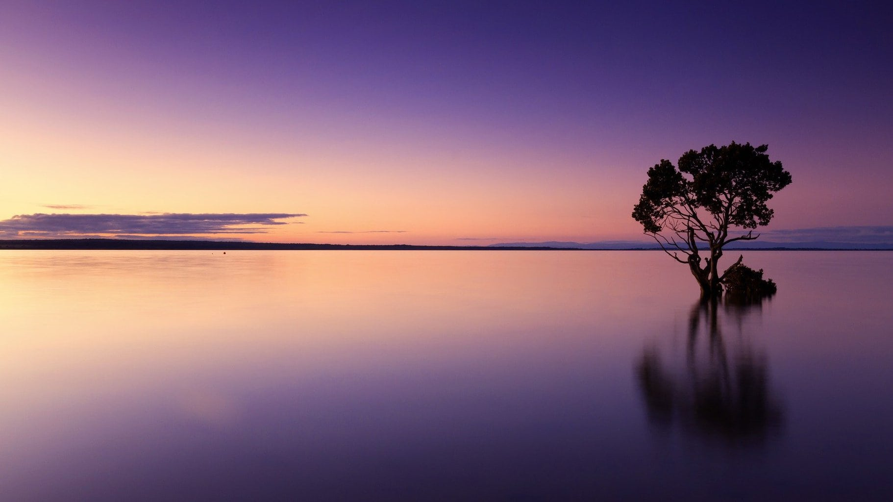 paisaje puesta sol nitidez