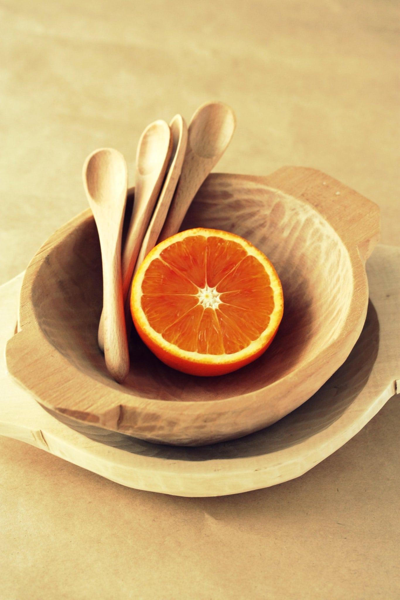 bodegón naranja