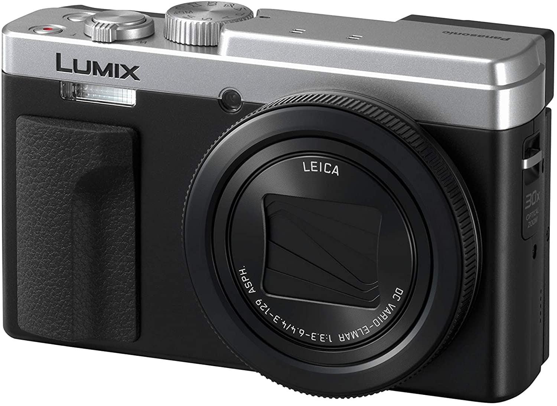 Vista de Lumix DC TZ95
