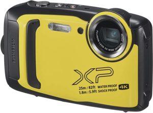 Cámara acuática Fujifilm XP