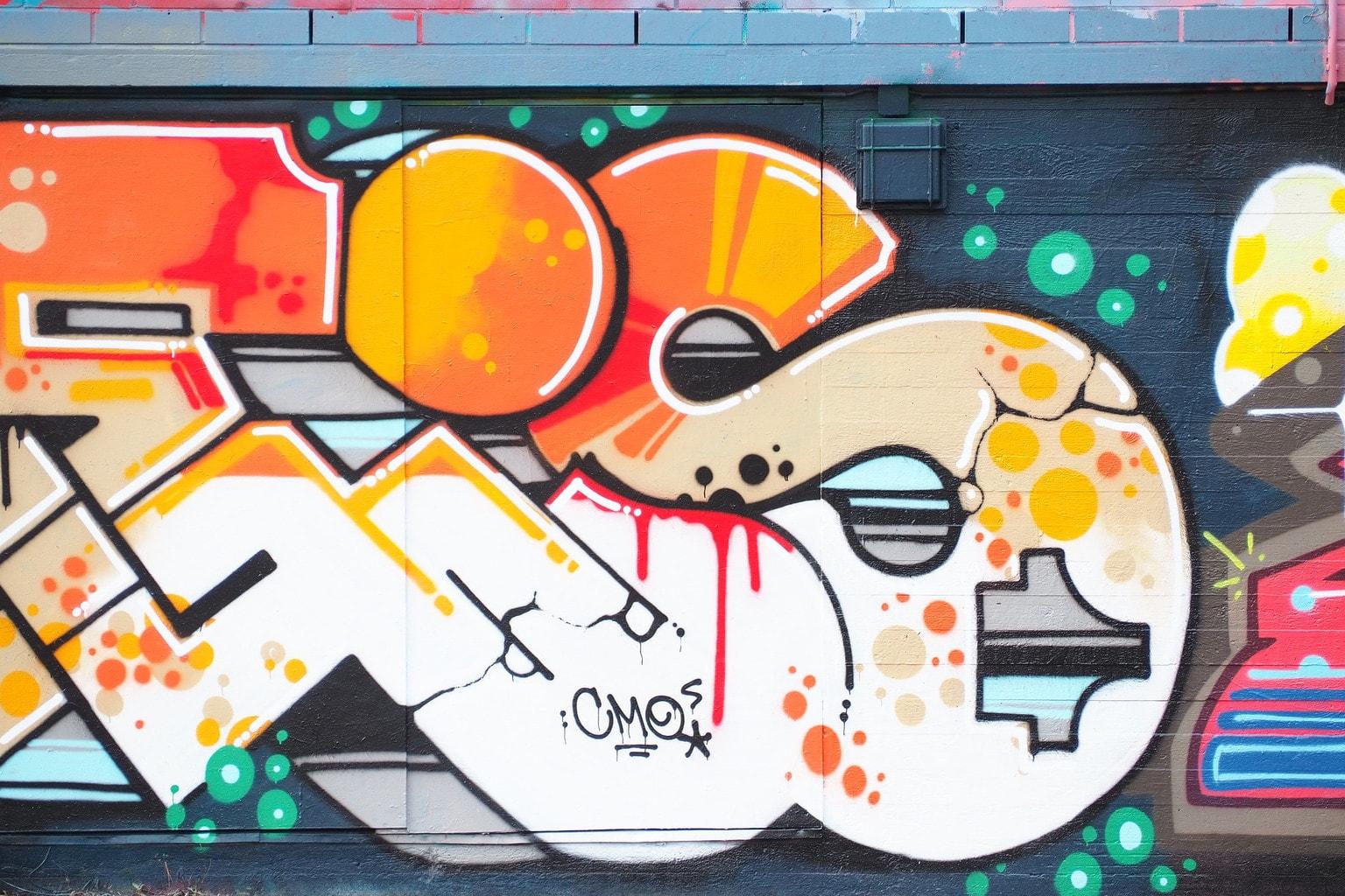 graffiti olympus E‑PL10
