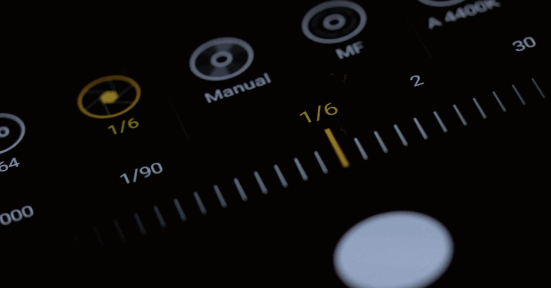 Modo pro para fotografiar en modo manual con el Samsung Galaxy S20 Ultra