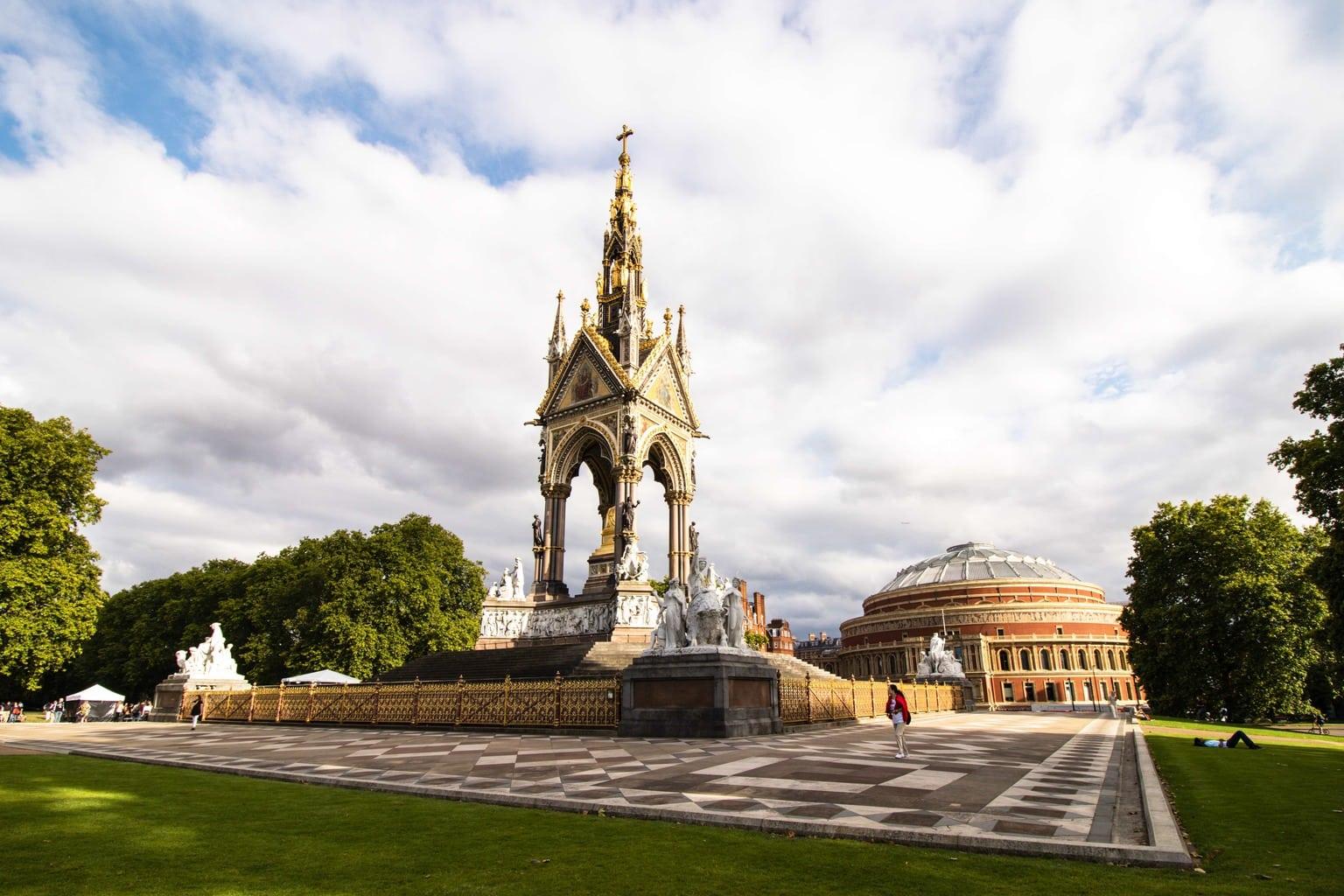 Fotografía tomada en Londres con angular 10-18 de Canon