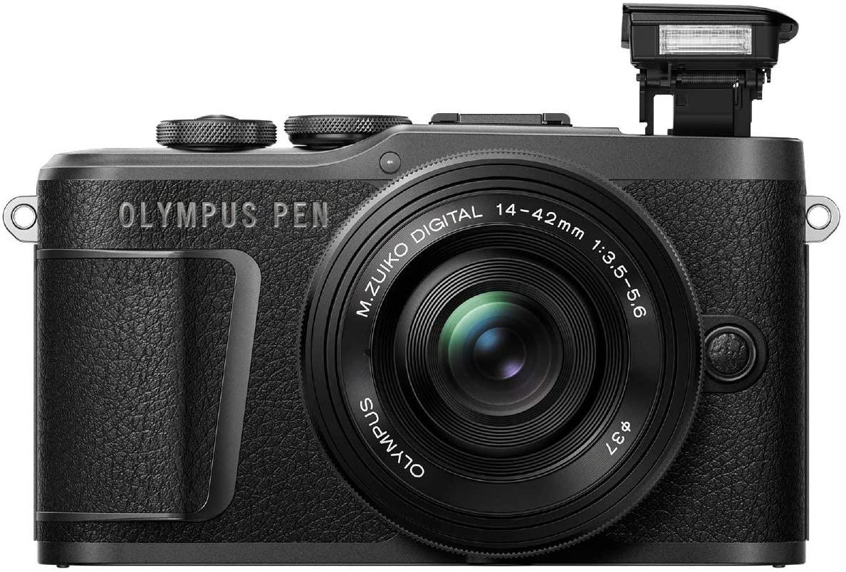 olympus E‑PL10 flash