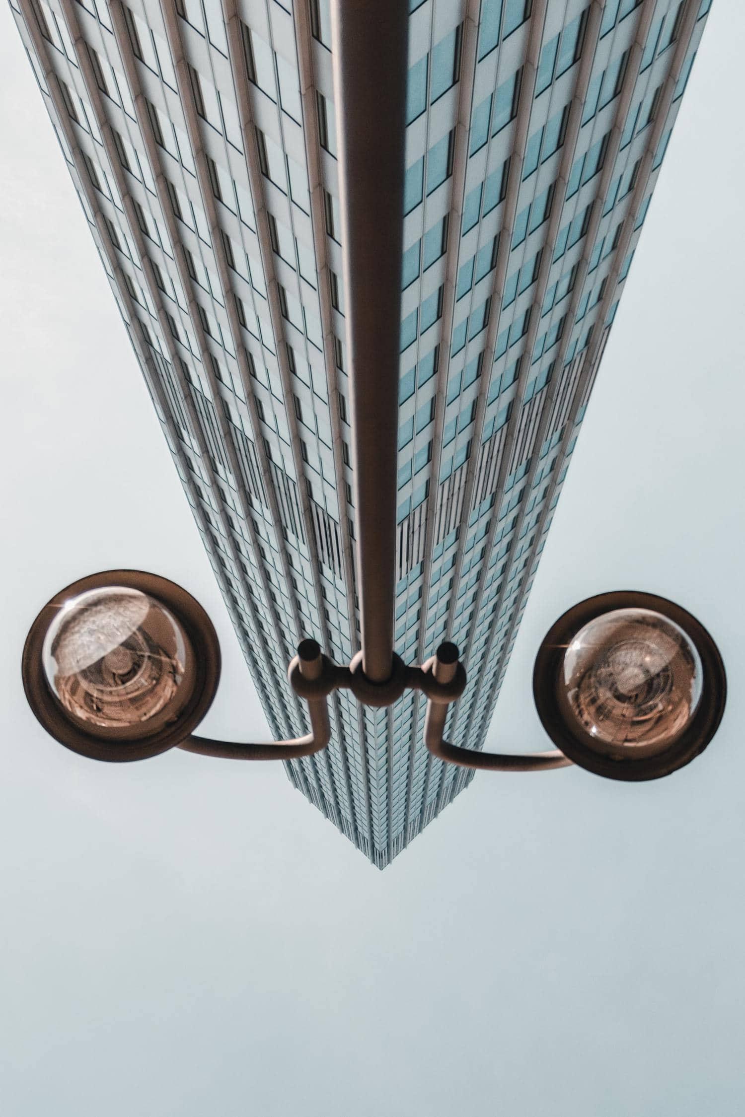 Fotografía urbana de arquitectura