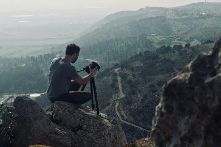 fotografo paisaje accesorios tripode