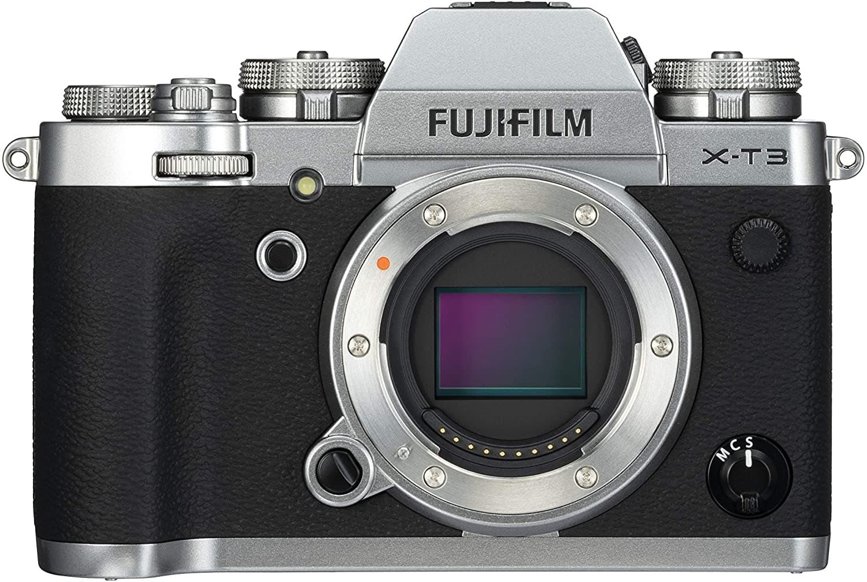Cámara sin espejo Fujifilm X-T3