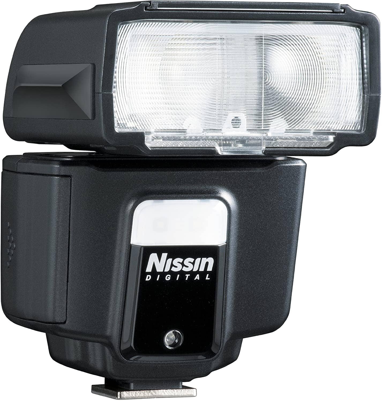 vista frontal flash nissini40