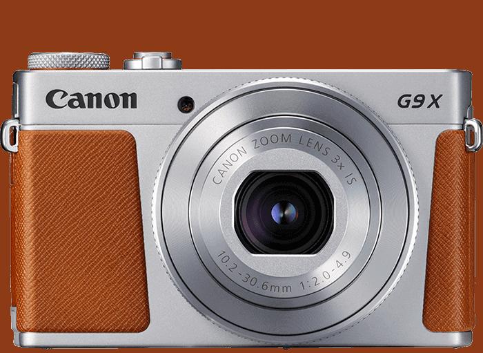 Cámara compacta de Canon G9X mark ii