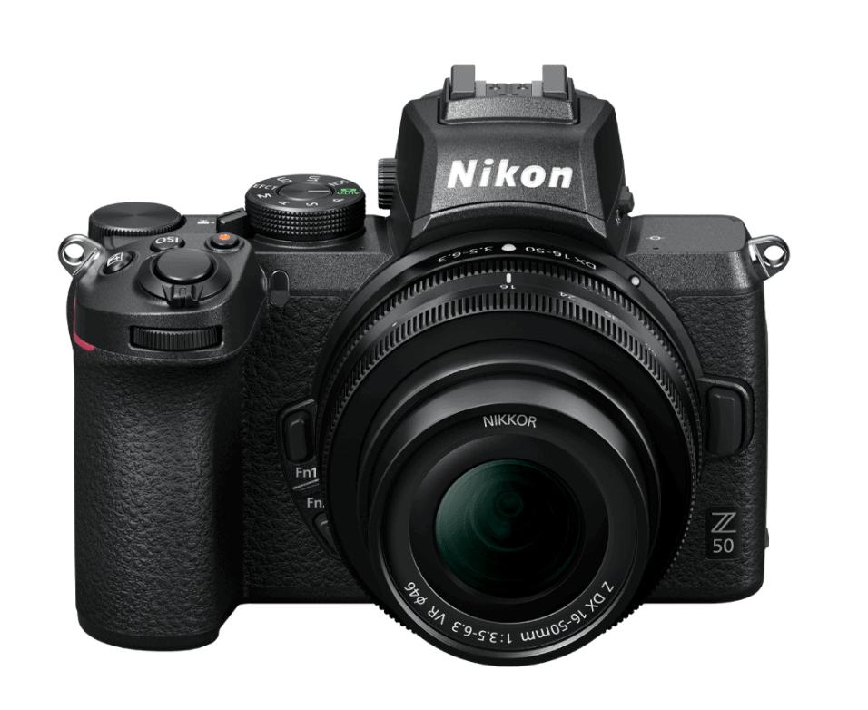 Nikon Z 50 frontal