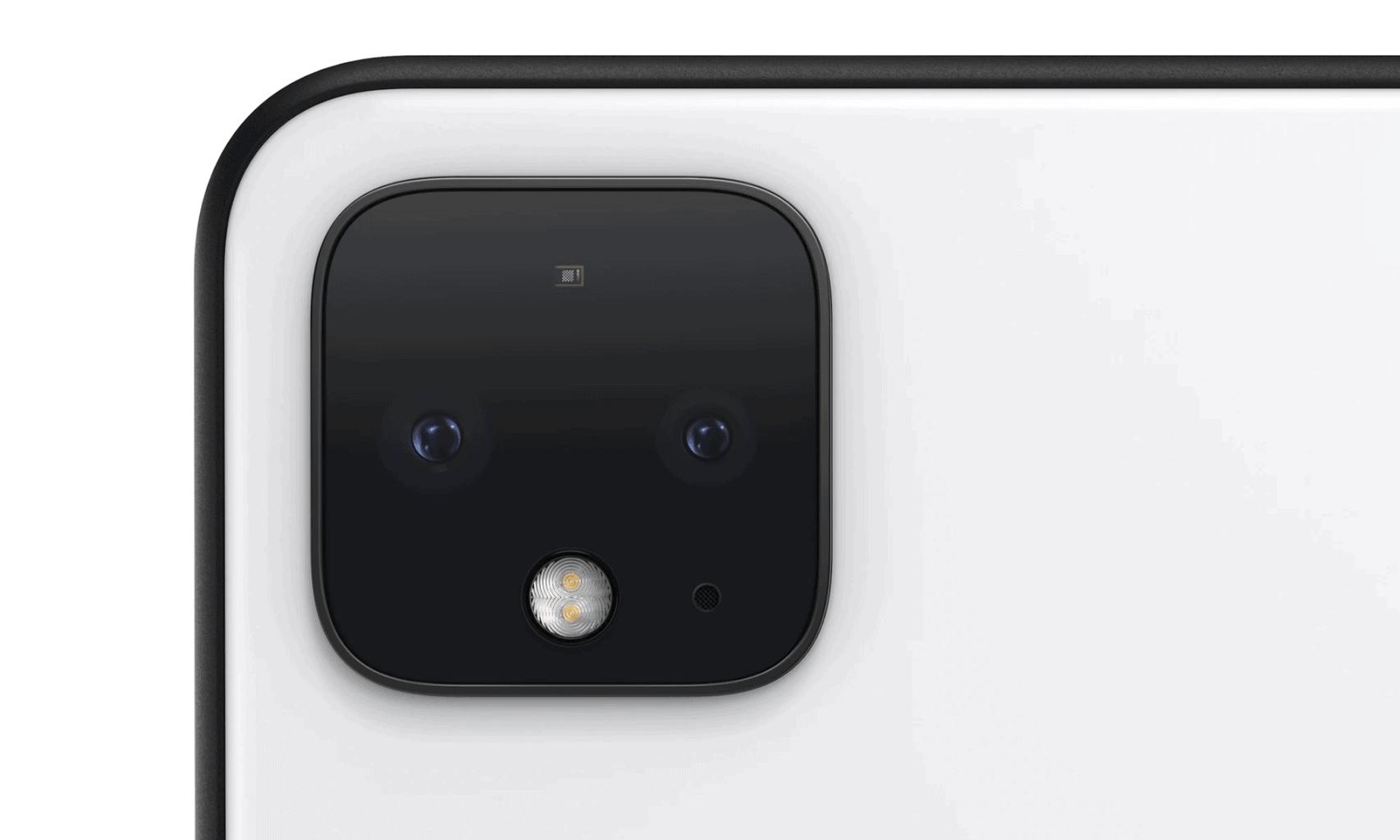cámaras google pixel 4