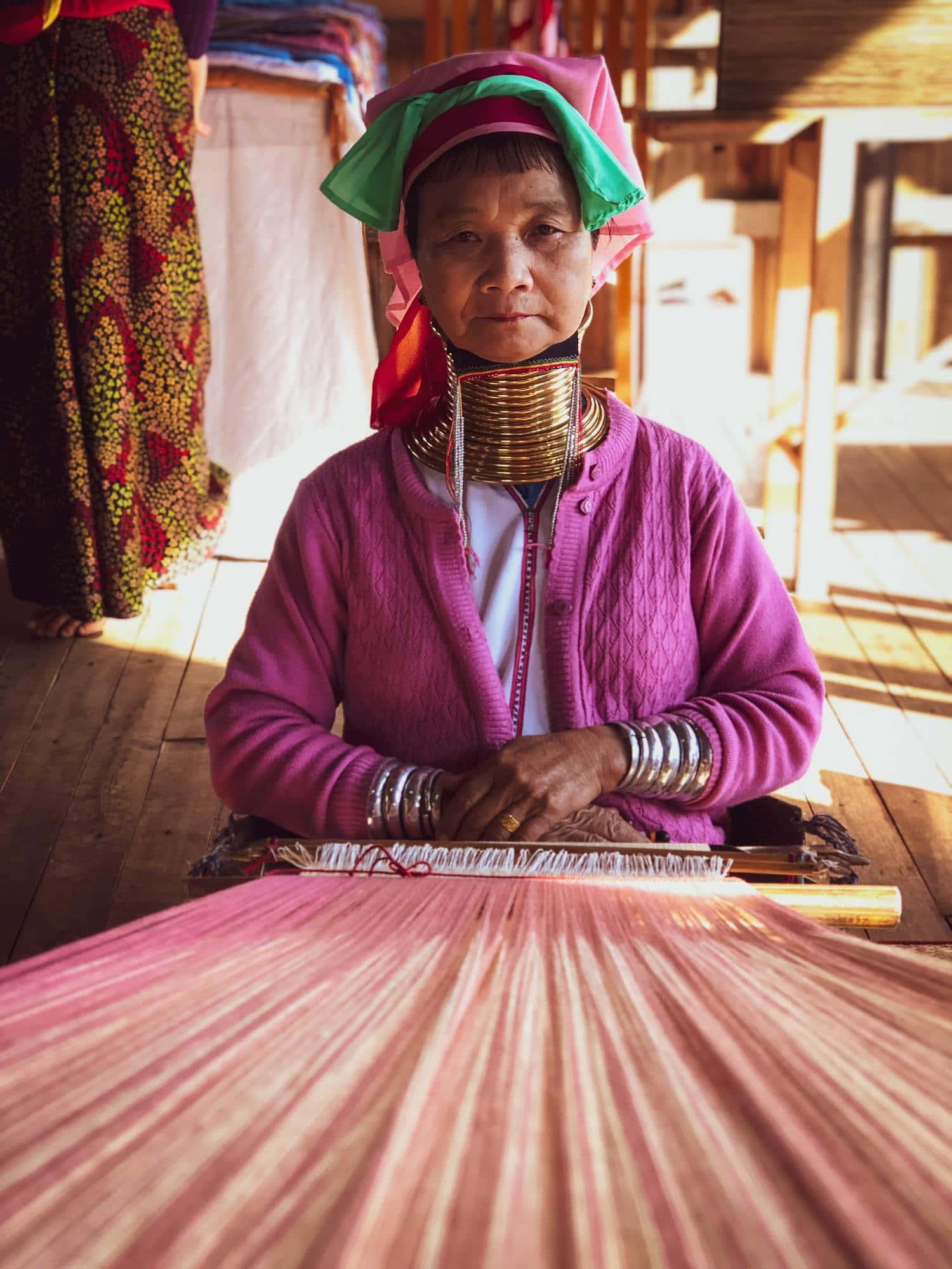 Fotografía y viajes: retrato de lugareña