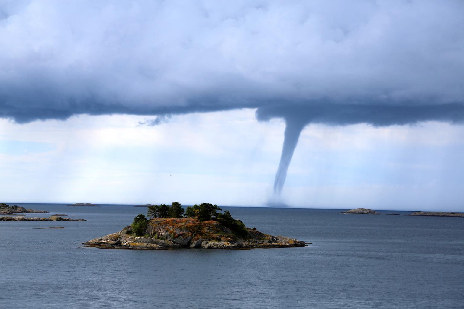 Utilizar las tormentas y el mal tiempo para dar vida a las imágenes