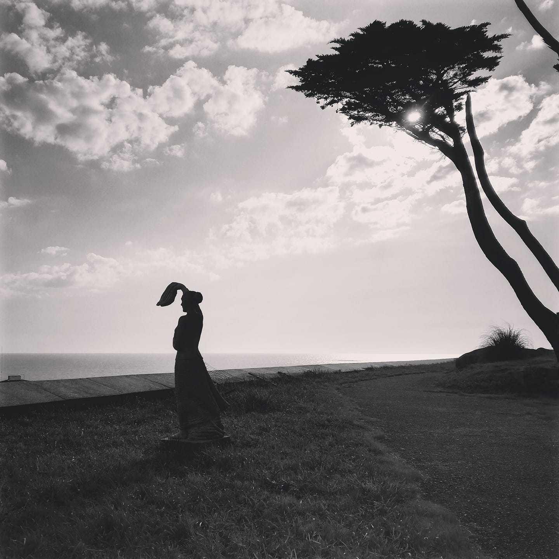 fotografía que representa la soledad ganadora del fotoreto69