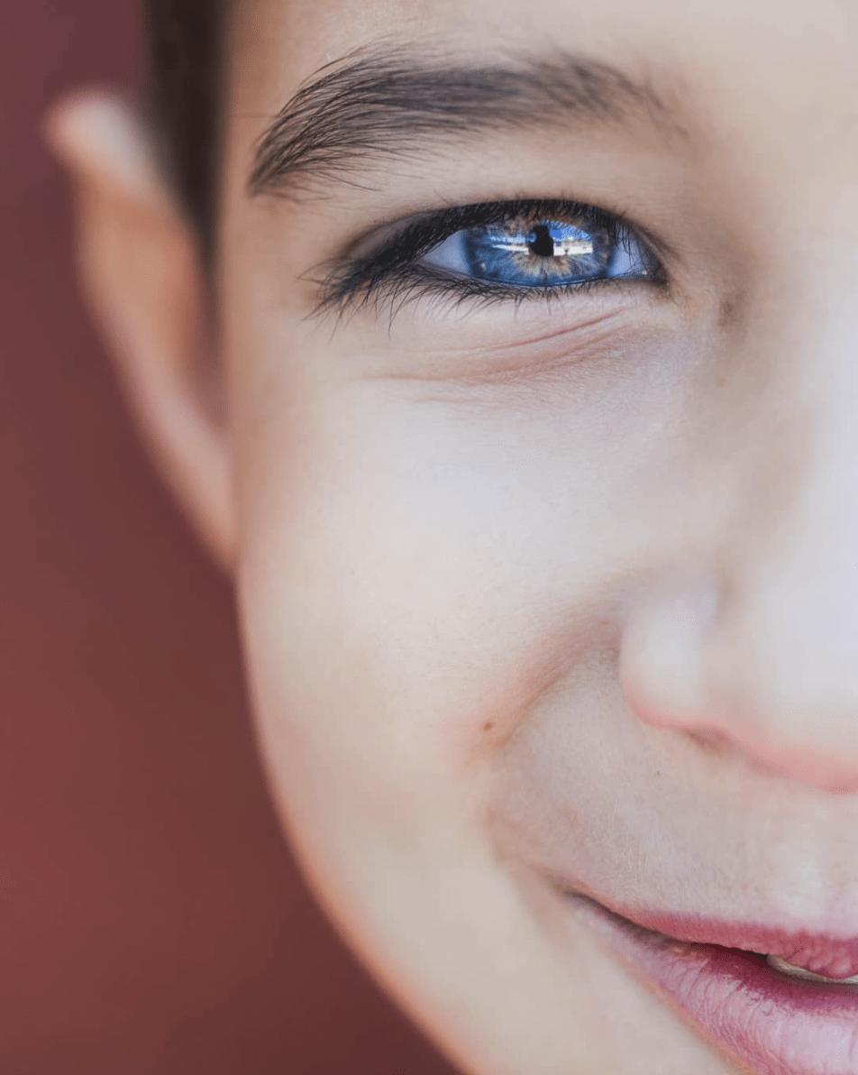 Retrato de niño para el #fotoreto73