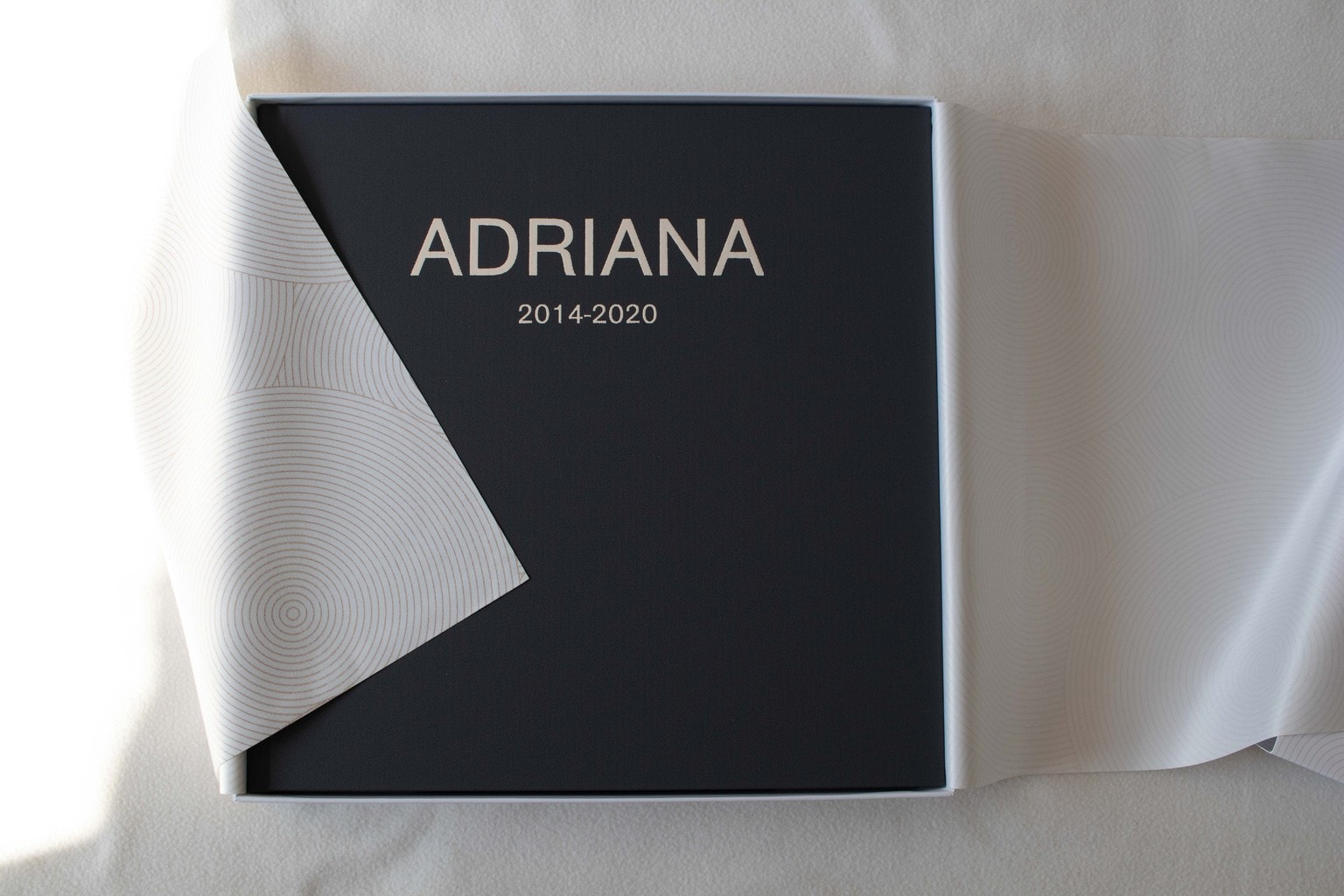 Álbum premium cewe con textil protector