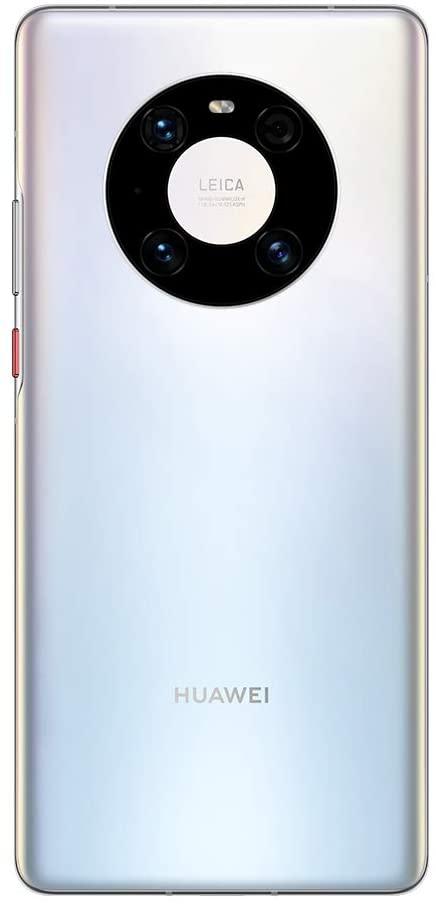 vista trasera Huawei Mate 40 Pro, una de los mejores cámaras móviles