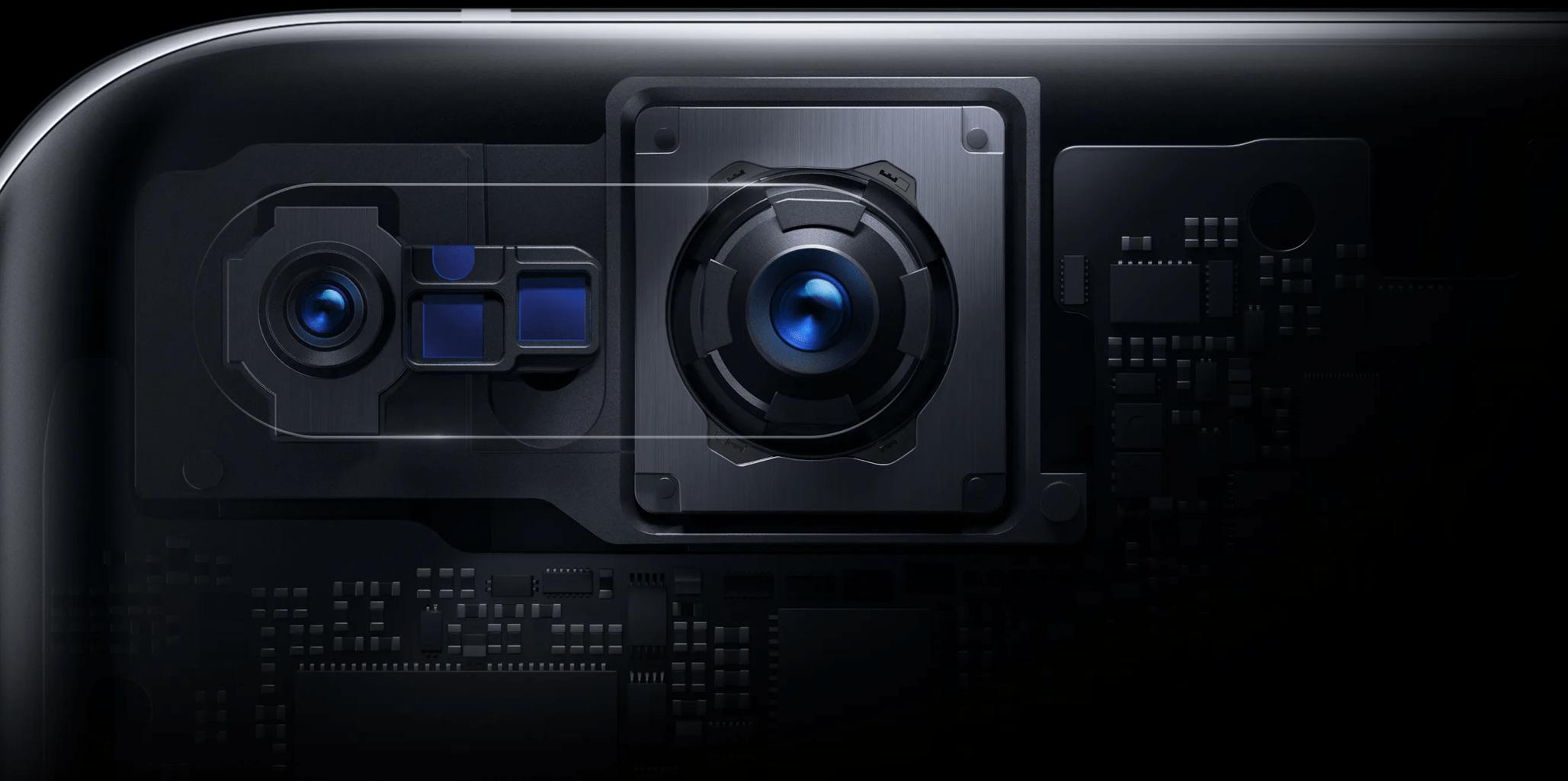cámara huawei p40 pro