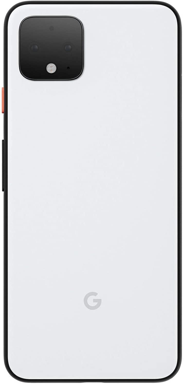 Vista trasera del móvil Google pixel 4XL