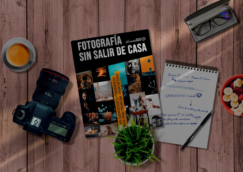 Libro Fotografía sin salir de casa