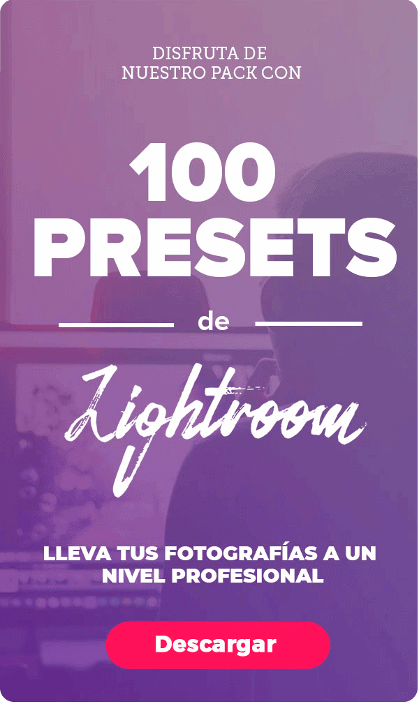 100 presets de Lightroom