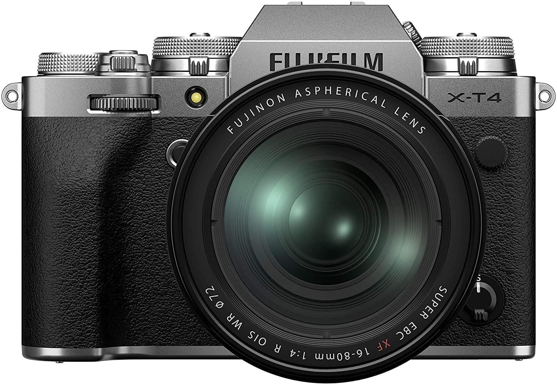 Fuji xt4 cámara vídeo