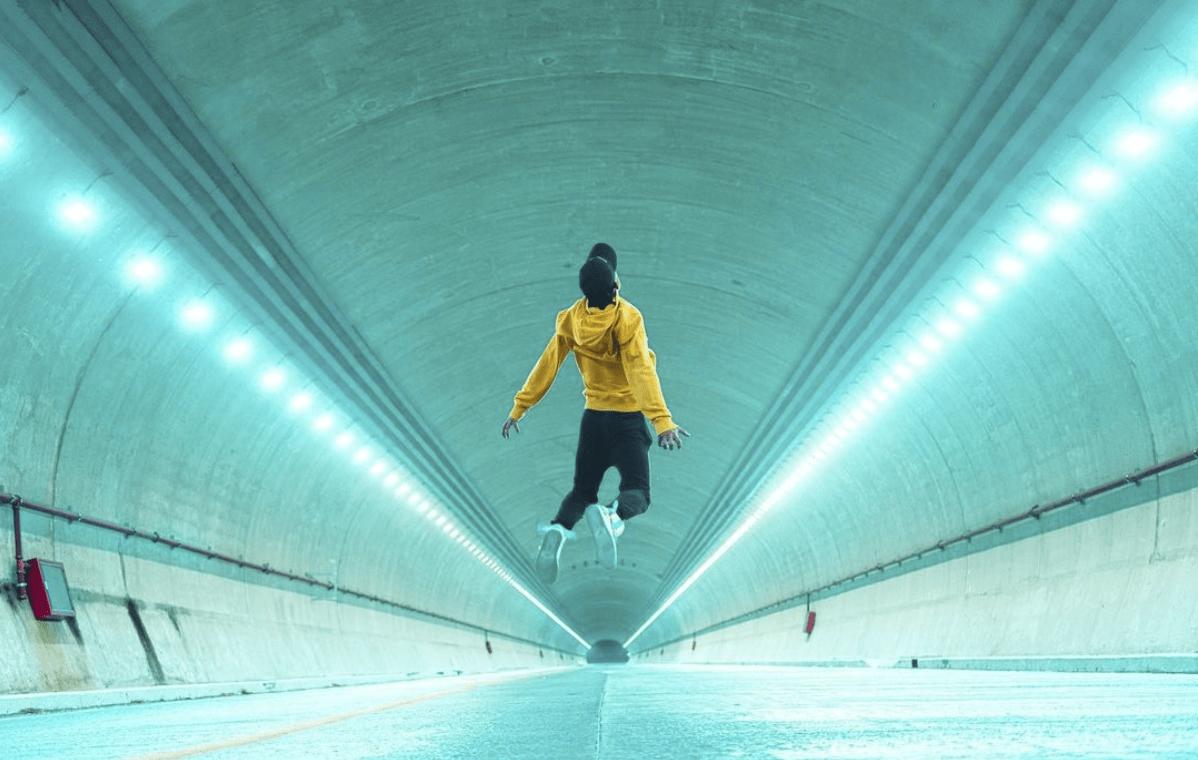 Fotografía de salto ganadora fotoreto85