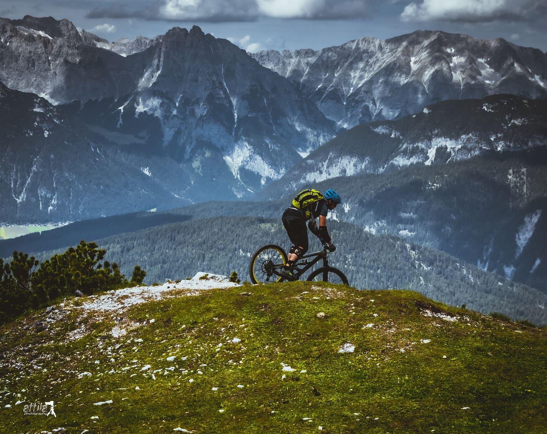 deporte en la montaña con Canon EOS 90D