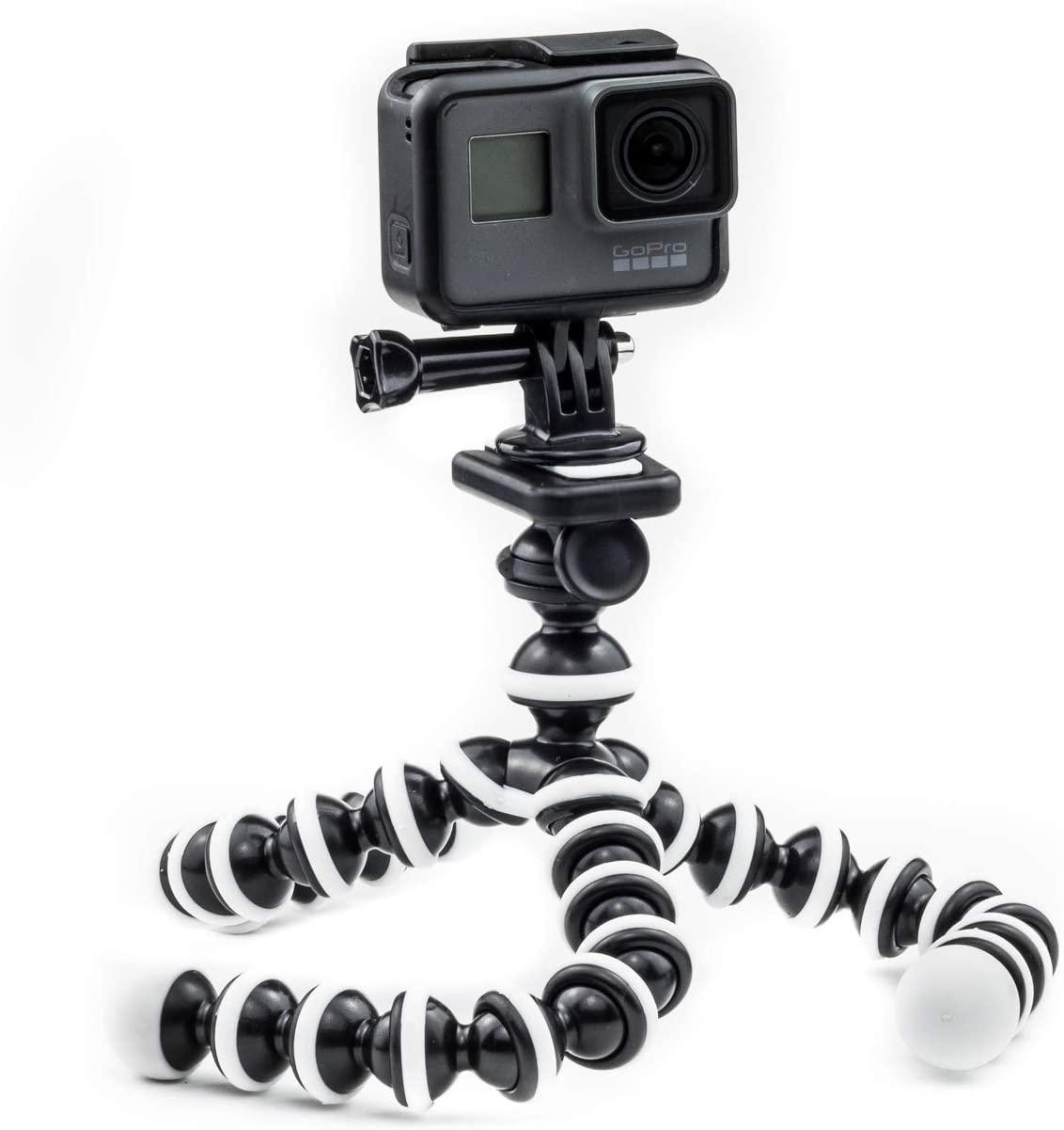 mini trípode pulpo para GoPro