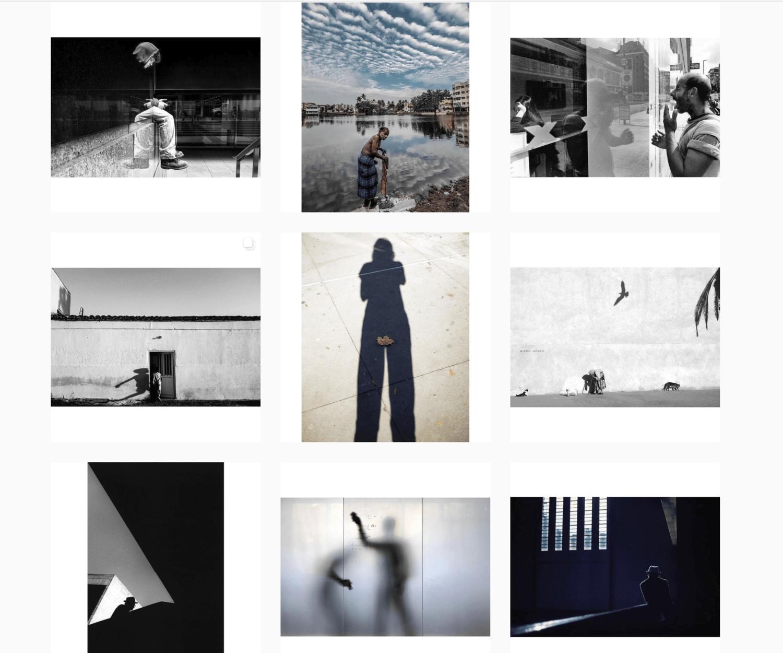 Galería en Instagram de @streetphotographyinternational