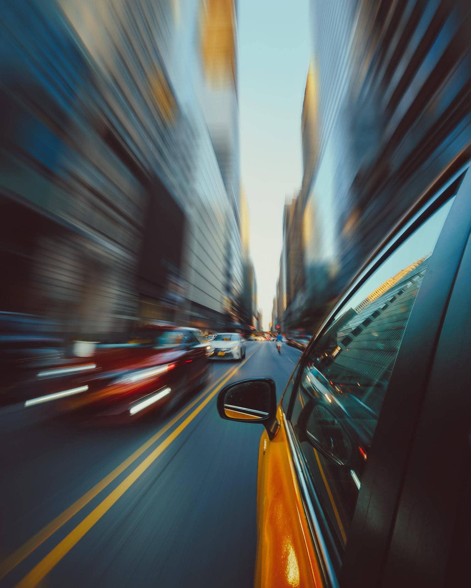 velocidad coche