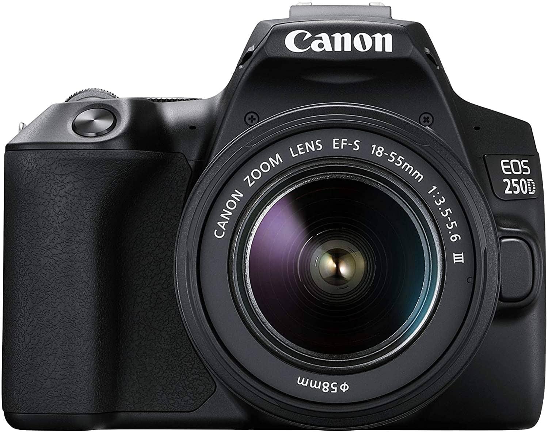 Cámara Réflex Canon Eos 250D