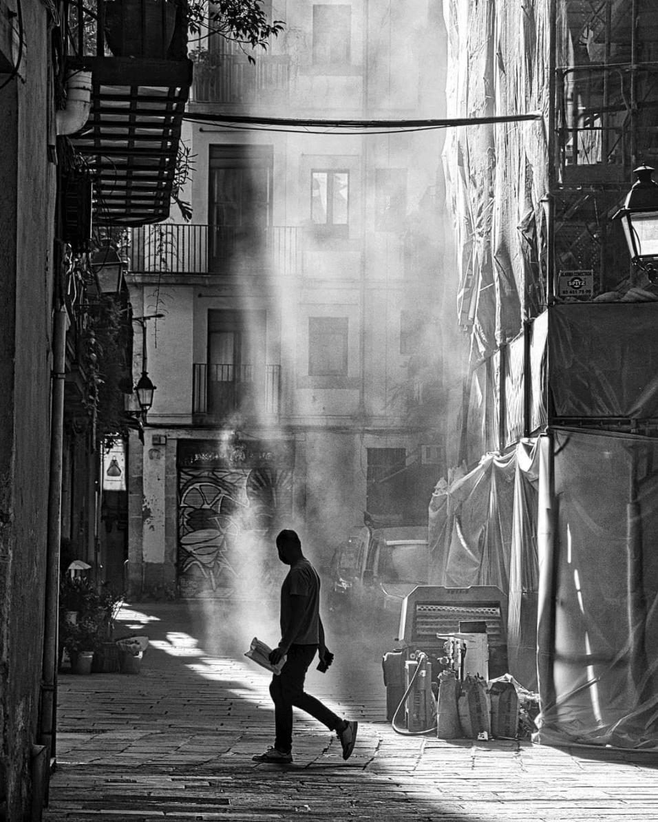 Fotografía callejera ganadora fotoreto92
