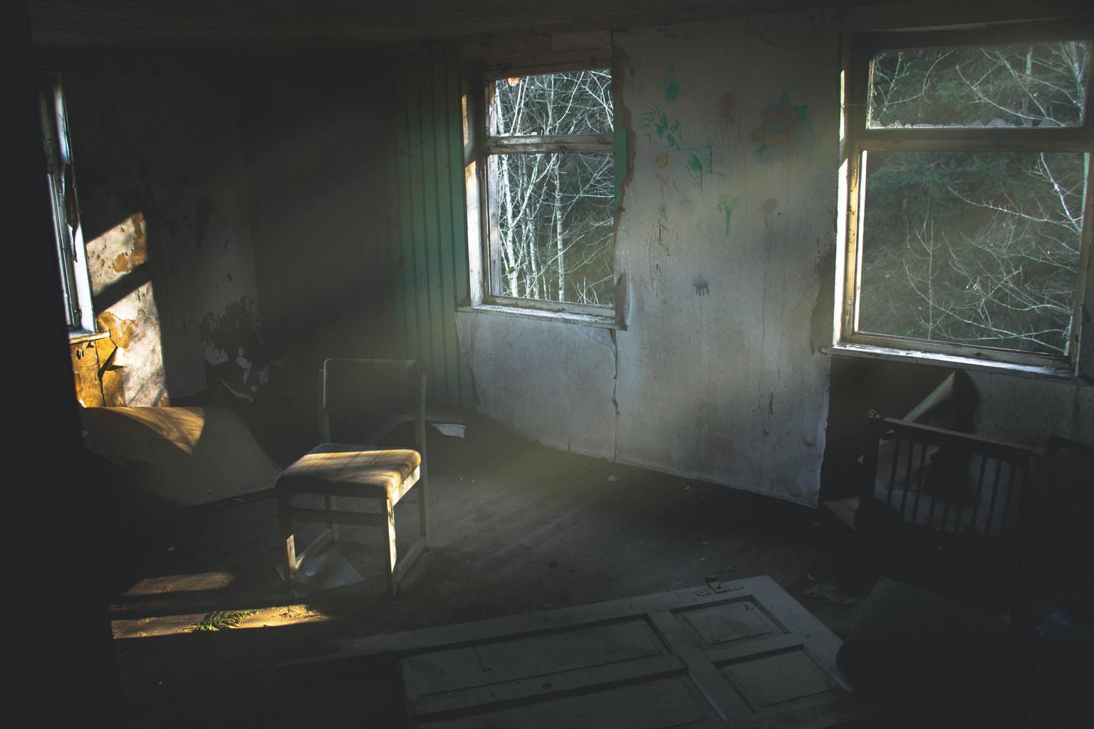 Lugar abandonado para fotoreto97