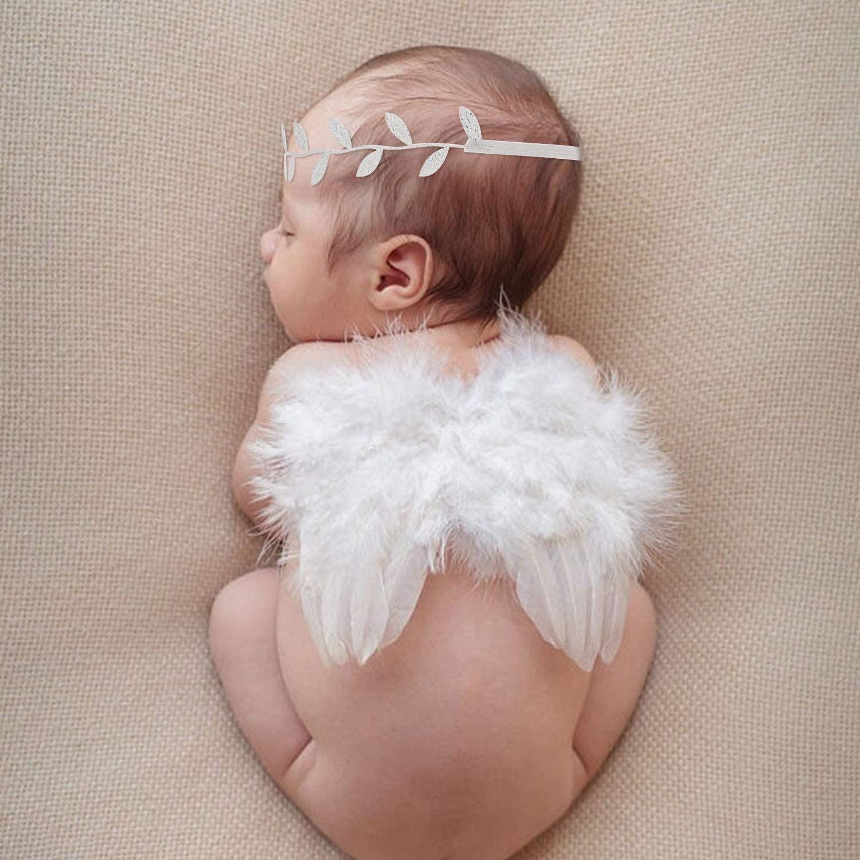 alitas para fotografía newborn