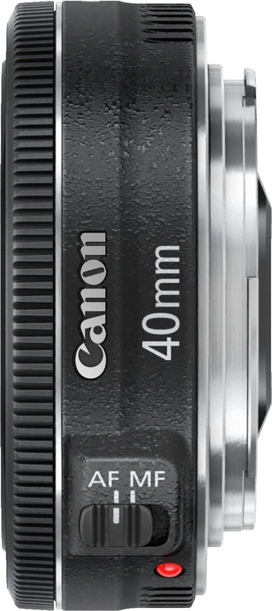 Objetivo para fotografía callejera Canon EF 40mm f/2.8 STM