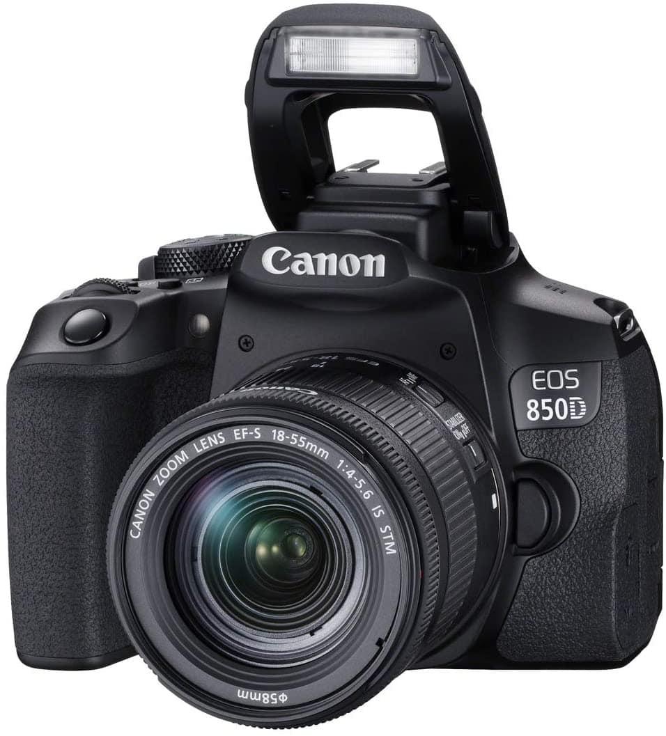 Cámara Réflex Canon EOS 850D