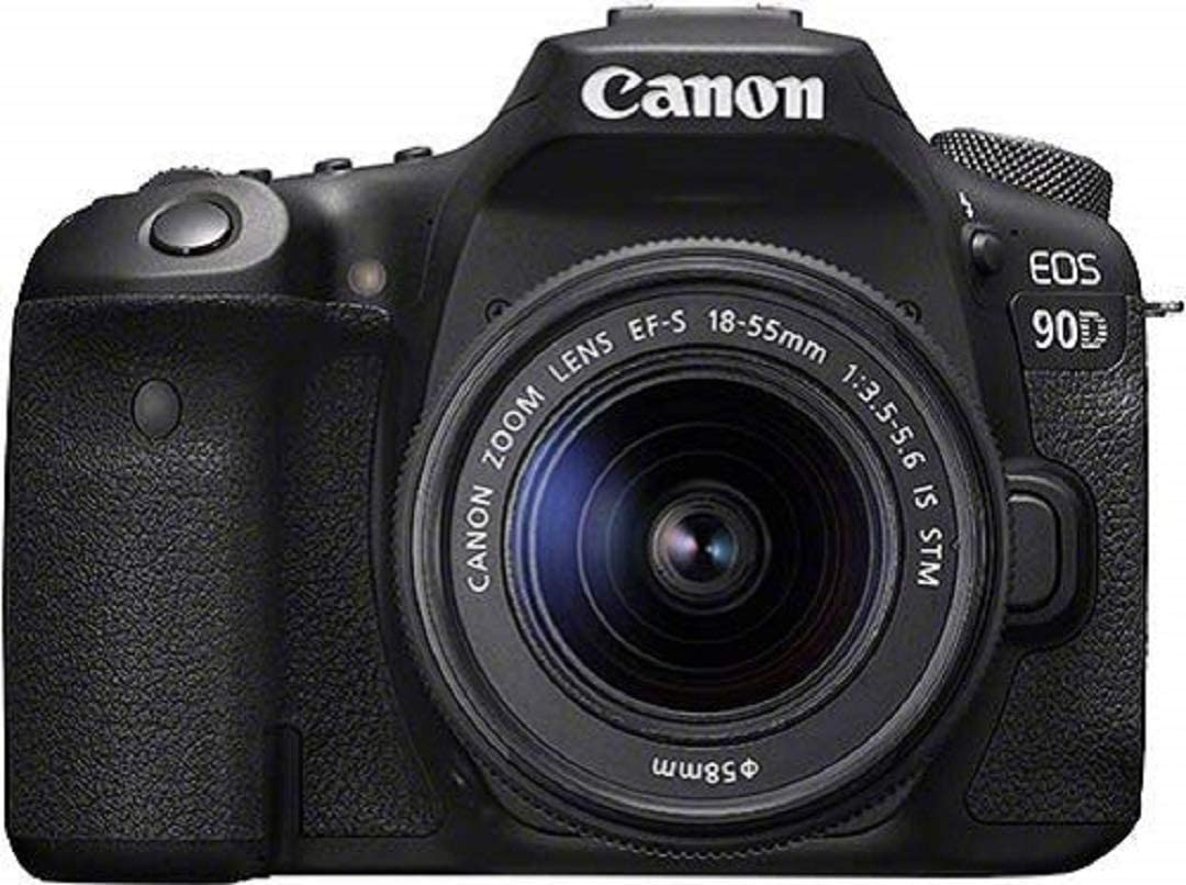 Cámara Réflex Canon EOS 90D
