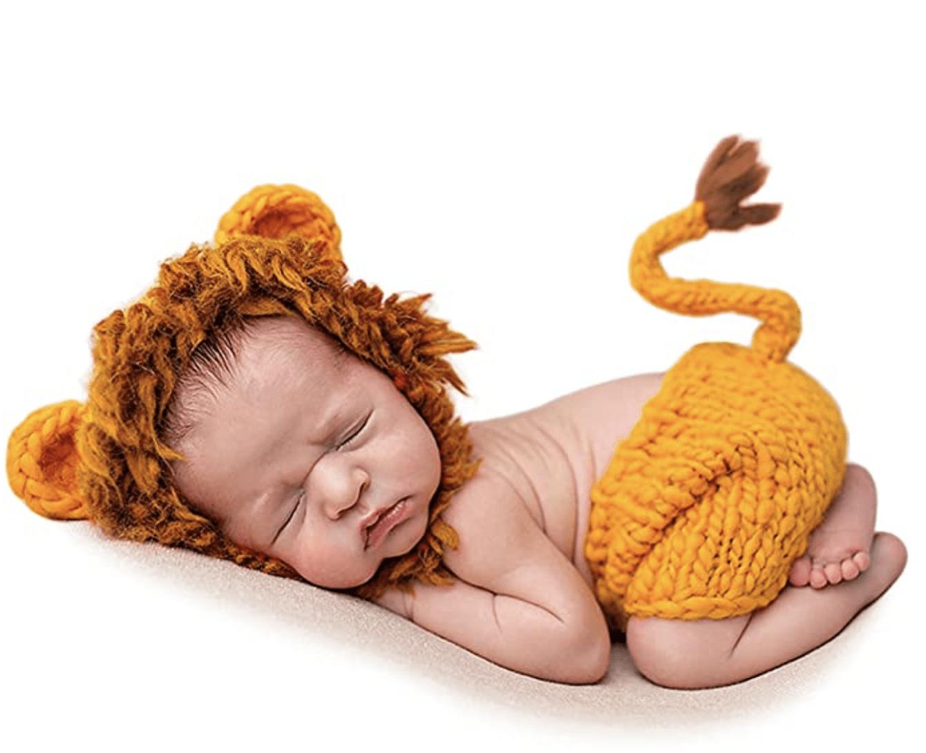 conjunto fotografía newborn