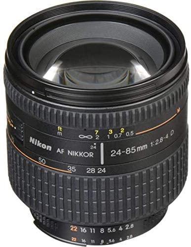 objetivo Nikon AF Zoom-NIKKOR 24-85mm f/2.8-4D IF ideal para fotografía de calle
