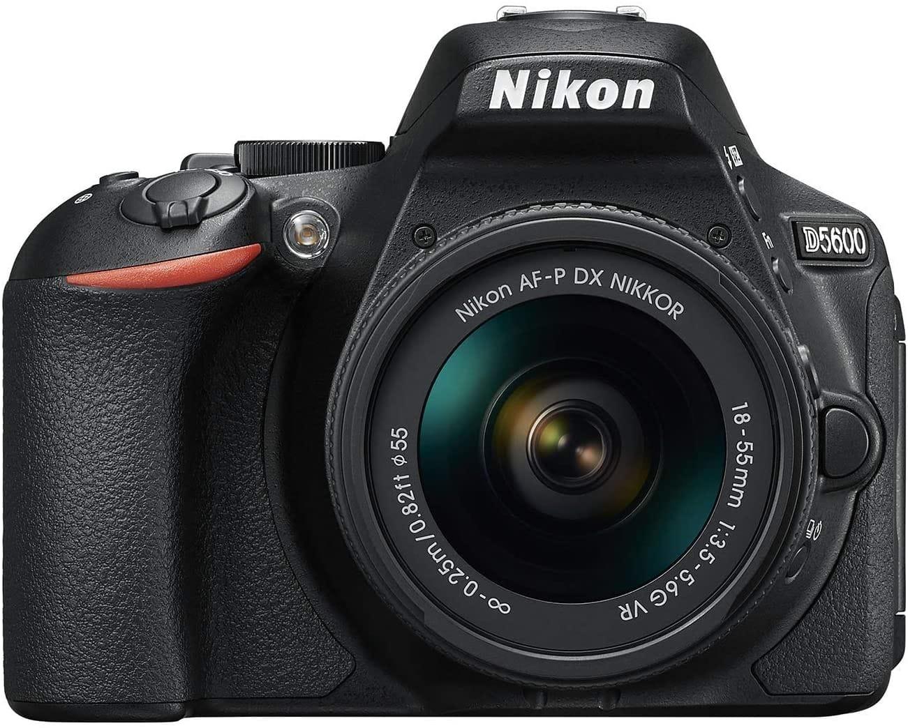 Cámara Réflex Nikon D5600
