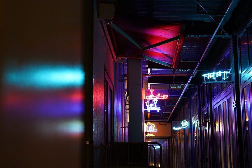 fotografía de noche y luces con sony 7ac