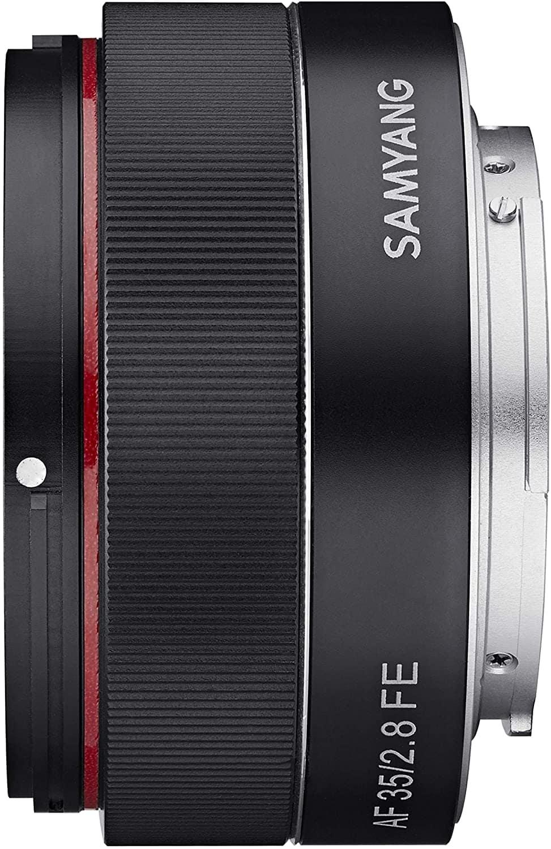 Samyang SA7021 AF 35mm, f/2.8 para fotografía de calle
