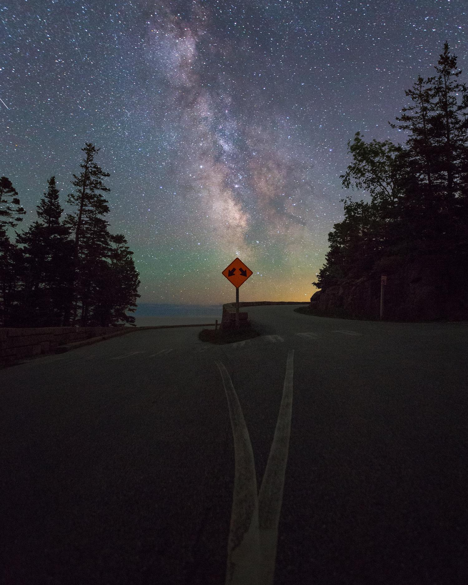 Camino hacia las estrellas