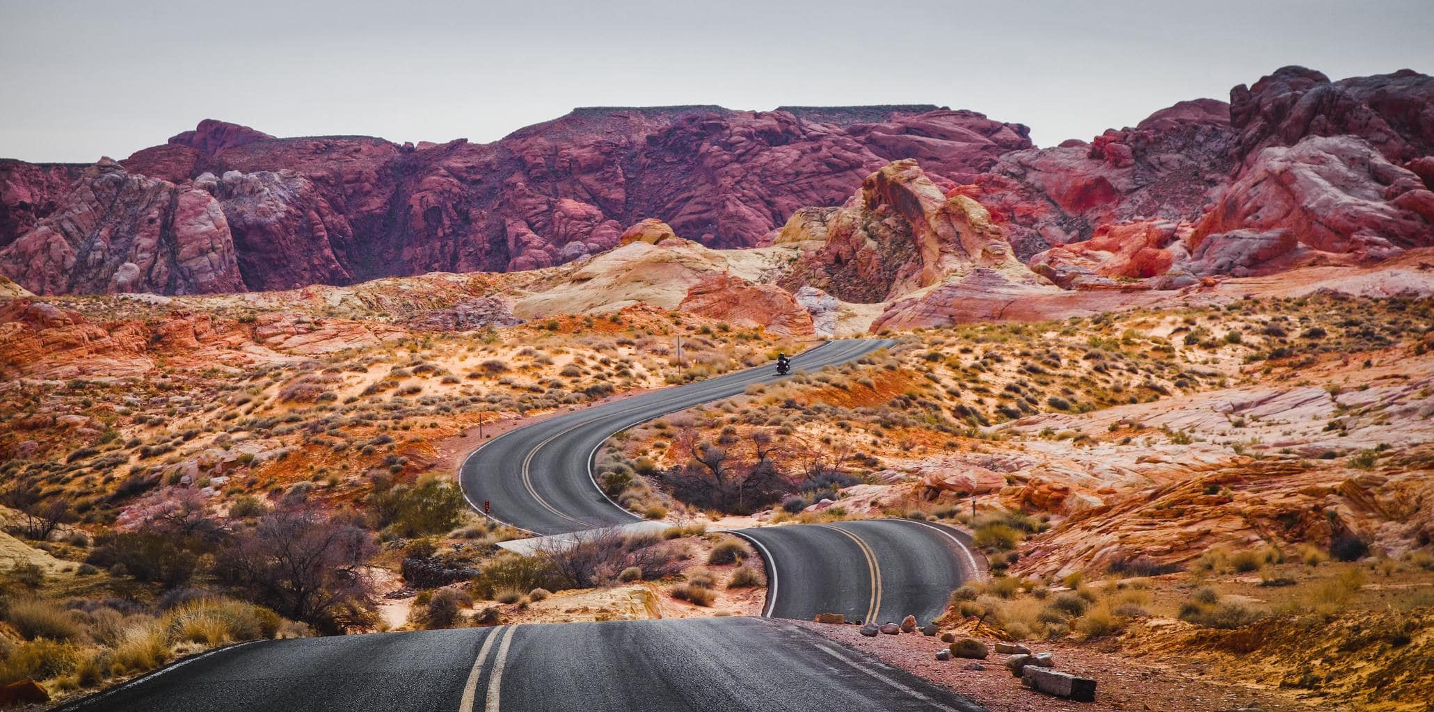Carreteras solitarias